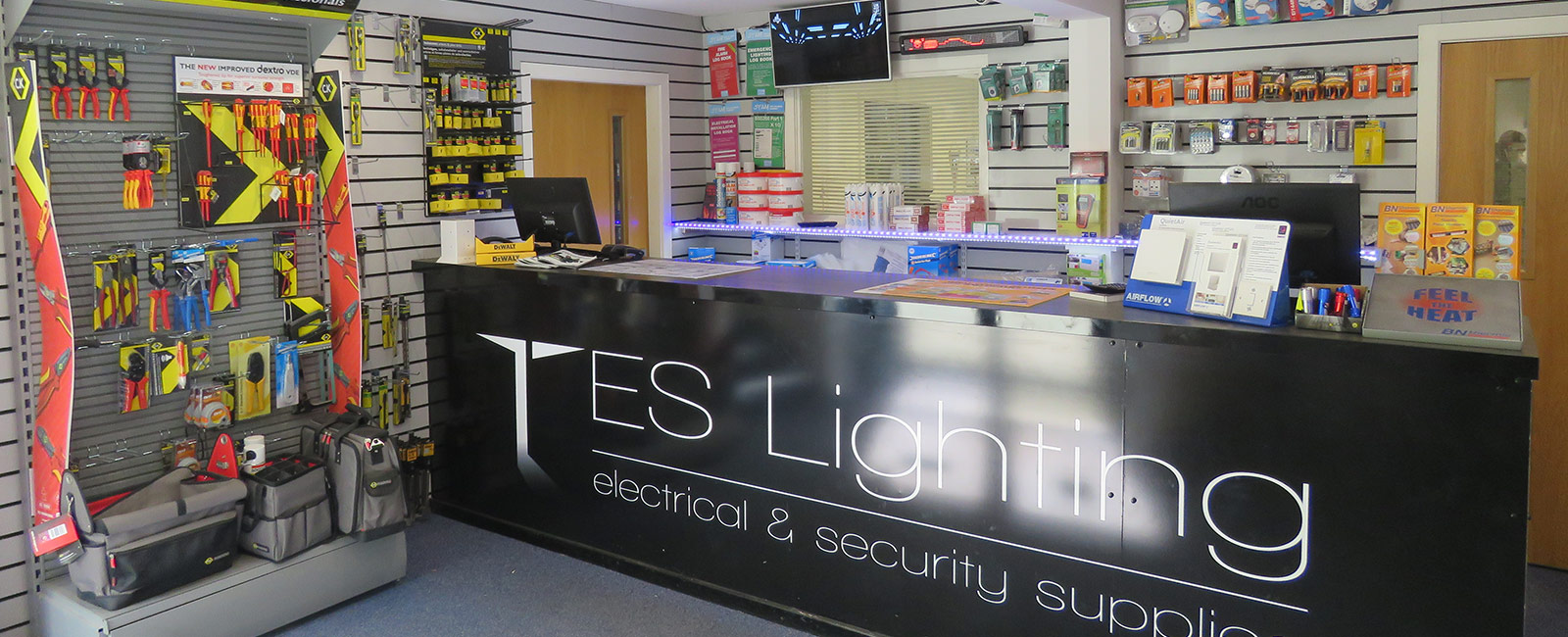 Electrical Wholesaler Wirral